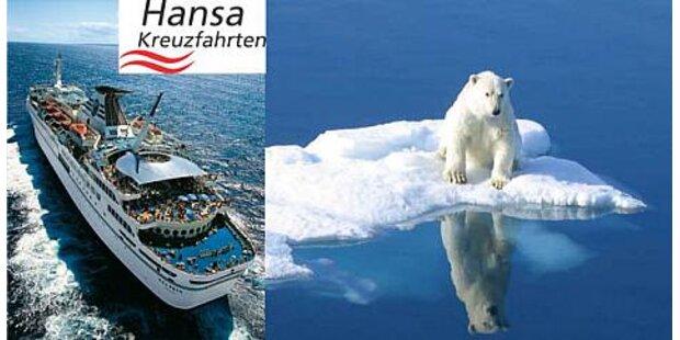 Große Eismeer-Kreuzfahrt