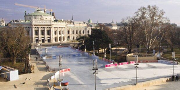 Wiener Eistraum lockt aufs glatte Parkett