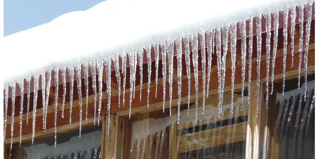 Fit für Eis und Schnee