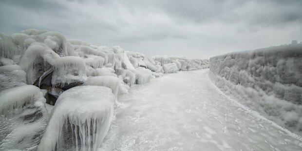 Neue Eiszeit: Forscher prophezeien Kollaps des Golfstroms