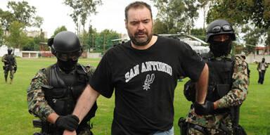 """Mexiko: Drogenboss """"El Grande"""" verhaftet"""