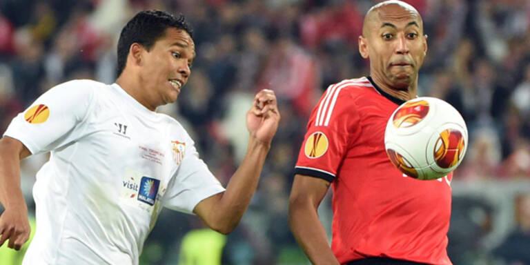 Sevilla nach Elferkrimi EL-Sieger