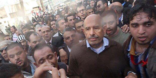 ElBaradei kandidiert nicht in Ägypten