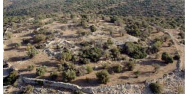 Ort  des Kampfes David gegen Goliath gefunden