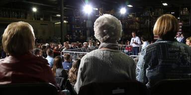 So verschreckten Romney & Co die Wählerinnen