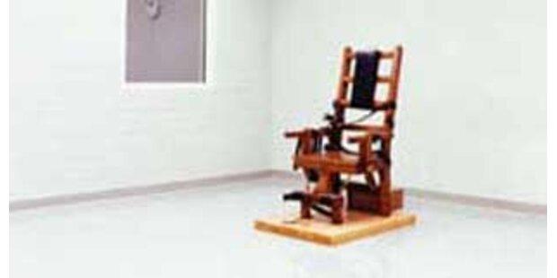 Gericht in Nebraska verbietet elektrischen Stuhl