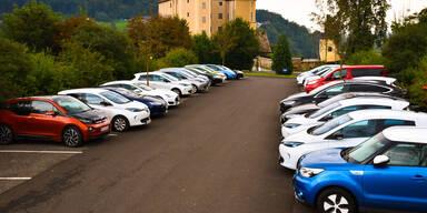 Erstmals über 50.000 E-Autos auf heimischen Straßen