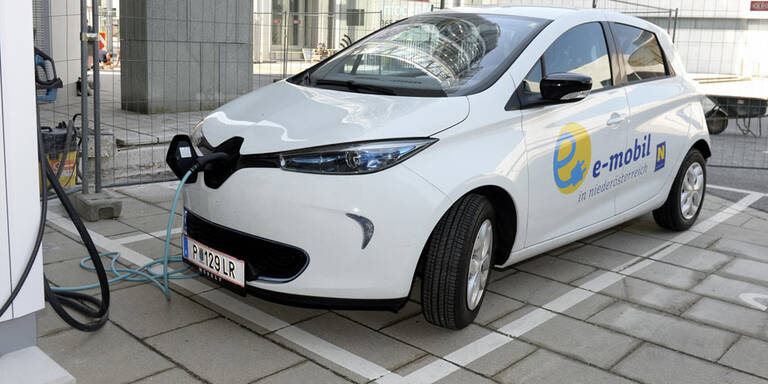 Österreich jetzt EU-Meister bei E-Autos