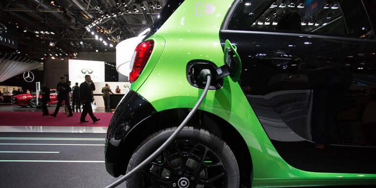 Deutschland stoppt Chinas E-Auto-Quote