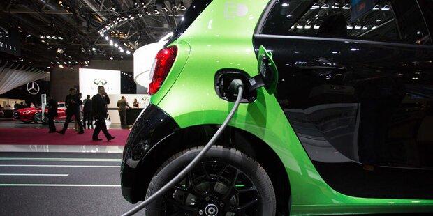 E-Autos: EU will eigene Batteriefabrik
