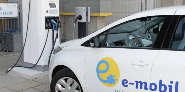 Mega-Förderung für Elektroautos