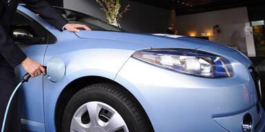 Elektroautos legen nur leicht zu