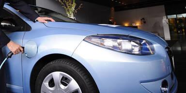E-Auto-Verkauf in Österreich rückläufig