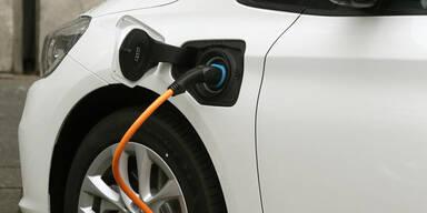 Deutschland schiebt Elektroautos an