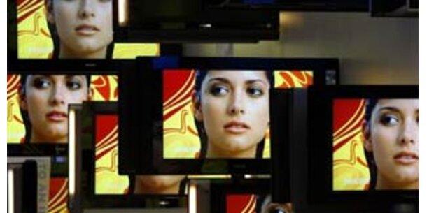 Boom der Flachbild-Fernseher