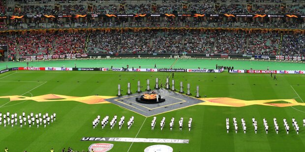 Grusel-Atmosphäre bei Euro-League-Finale