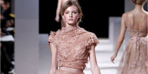 Haute Couture: Elie Saab