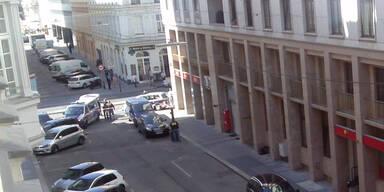 Bomben-Alarm bei der Wiener Oper