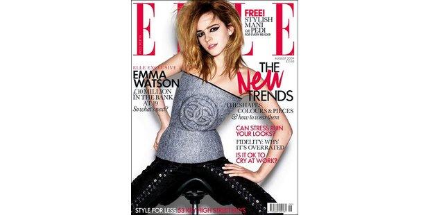 Emma Watson mal punkig