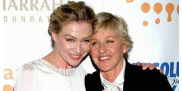 Ellen DeGeneres & Portia de Rossi wollen heiraten