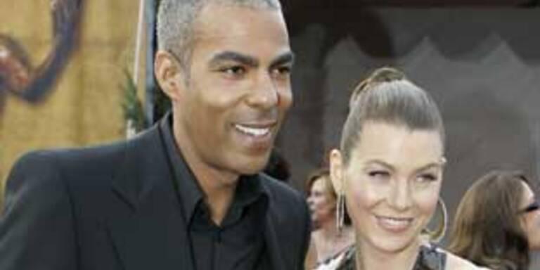 Ellen Pompeo und Ehemann Chris Ivery