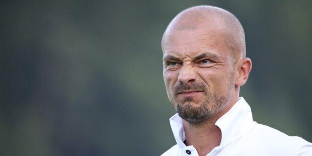 SK Sturm: Neuer Trainer erlebte böse Überraschung