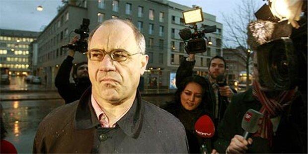 Ex-Banker Elmer in U-Haft