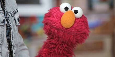 "Kurios: Elmo aus der Sesamstraße bekommt eigene ""Late Show"""
