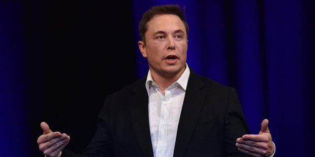 Tesla-Chef Musk: