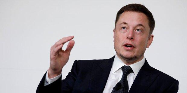 Musk bleibt weitere 10 Jahre Tesla-Chef