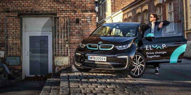 Wien hat neuen E-Carsharing-Anbieter