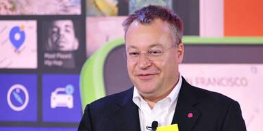 Ex-Nokia-Chef Elop verlässt Microsoft