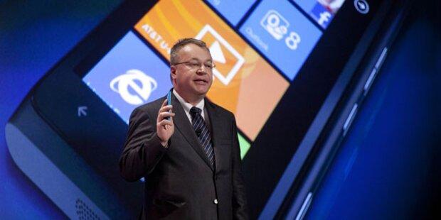 Nokia-Chef bestätigt neuen