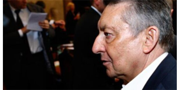 Keine Luxus-Zelle für Elsner - er bleibt in Wien