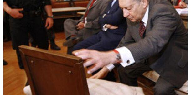 Erschöpfter Elsner schlief im Gericht ein