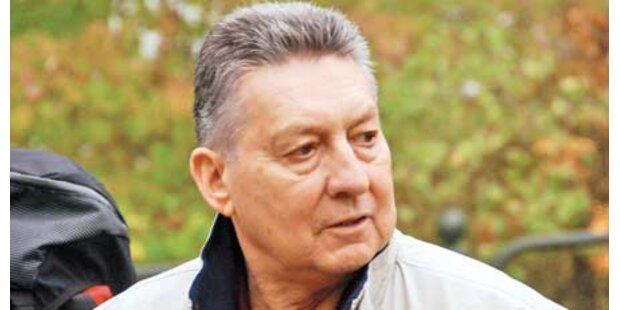 Ex-BAWAG-Boss Helmut Elsner ist todkrank