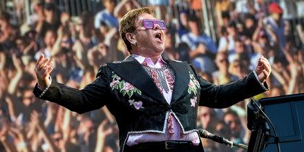 Elton John bringt Graz zum Beben