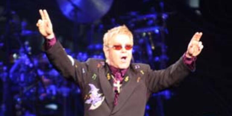 Kommt nach Ischgl: Elton John