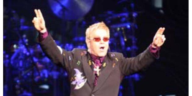 Elton lässt die Idalpe beben