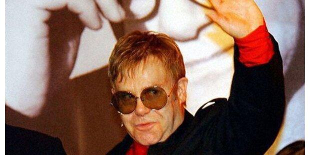 Elton John spielt vor EM-Finale in Wien