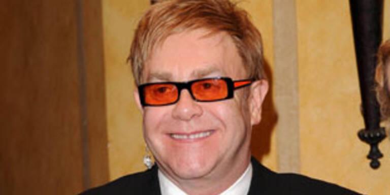 Elton nach 13 Jahren wieder in Ischgl