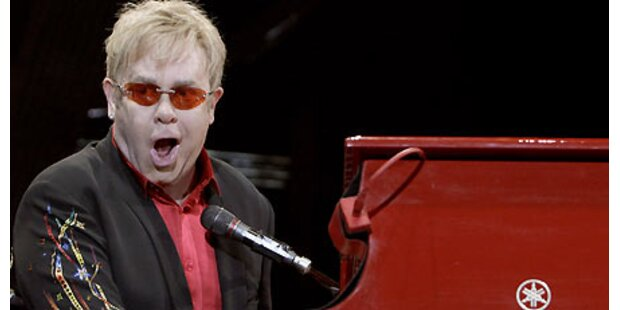 Fan-Flaute für Elton: Unendlich Tickets