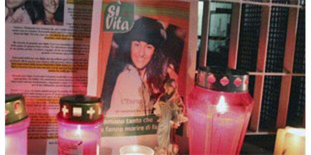 Eluana starb an Herzversagen