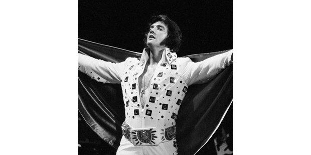 Unveröffentlichte Fotos von Elvis aufgetaucht