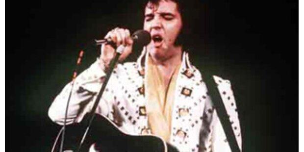 Sammler kauft Elvis-Bühnenanzug für 300.000 Dollar