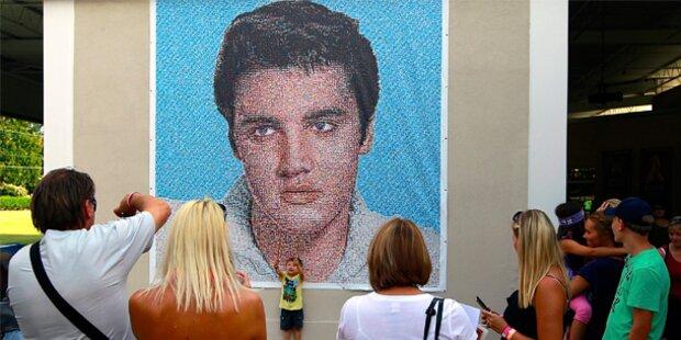 Elvis-Mania zum Todestag des King