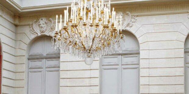 Paris: Irrer dringt in Elysee-Palast ein