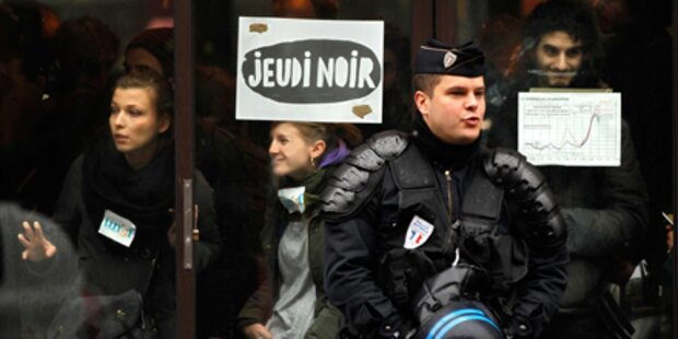 Sarkozy hat Hausbesetzer als Nachbarn