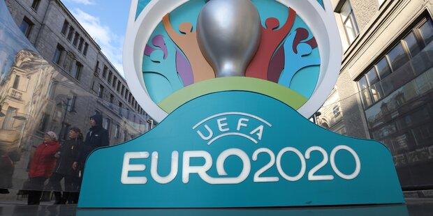 Fix: Fußball-EM um ein Jahr verschoben