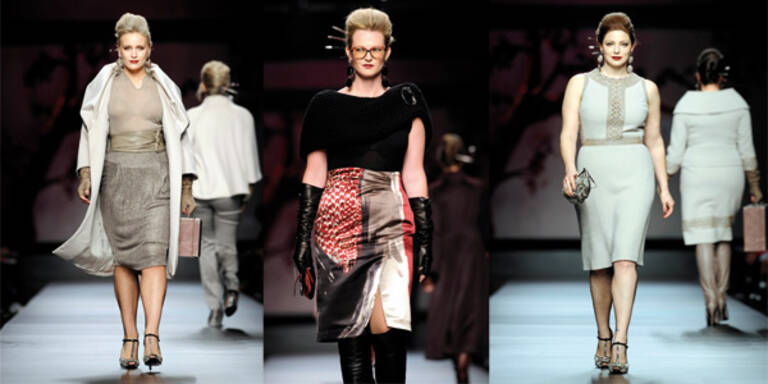 Mode mit Kurven